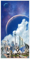 Cities of the future XIII by Funerium