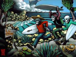 Hurricane Assault @ la Punta by redeyelaboratories