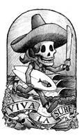 Viva la Surf by redeyelaboratories