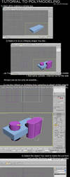 TUTORIAL: How to lowpoly model by ACXtreme
