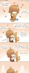 Comic - Pet Talk by toi-chan