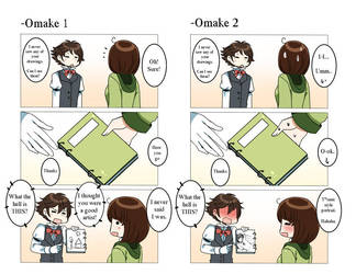 CafeKare - Omake by toi-chan