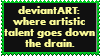 deviantART by Username-91