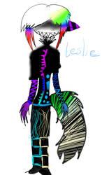 SPAGGLE LESLIE by SoulReaperArtemis-