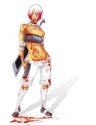 Bloody Mess by wayah