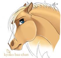 kyoko by kungpowkitten