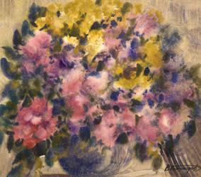 Flower by Ponikarov