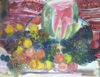 Fruits by Ponikarov