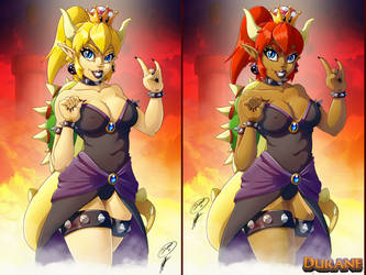 Bowsette SFW by Durane59