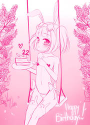 Birthday Gift for Chipsy by HaniLori