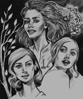 Facelift - sketchbook by DesigningLua