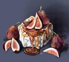 Cheesy dessert by DesigningLua