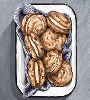Cookie cream by DesigningLua