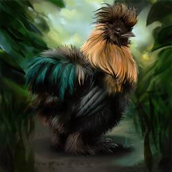 Chicken by DesigningLua