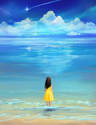 Seashores Of Longing by Derlaine8