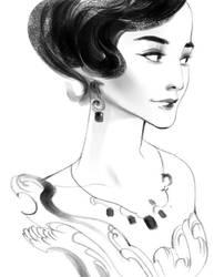 Sketch by Derlaine8