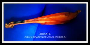 HUSAPI- BATAK MUSIC INSTRUMENT by maxarthouse