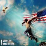 I want to break free by Kidney-Shots