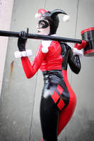 Harley Quinn by Federkiel