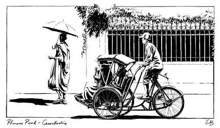 Phnom Penh by Plan-BE