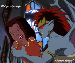 You Little Human Brat! by Whispers-Gargoyle