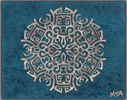 Snowflake by Astalo