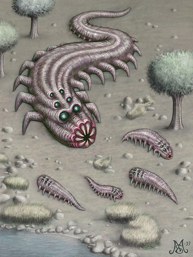 RS - Sand crawlers by Astalo