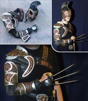 Fantasy armor by Astalo