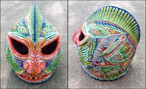 Monster mask by Astalo