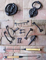Forged objects 2 by Astalo