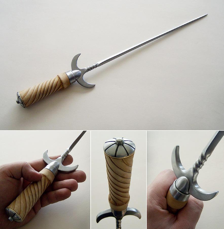 Spike dagger by Astalo