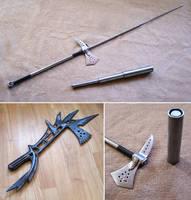 Telescopic weapons etc. by Astalo