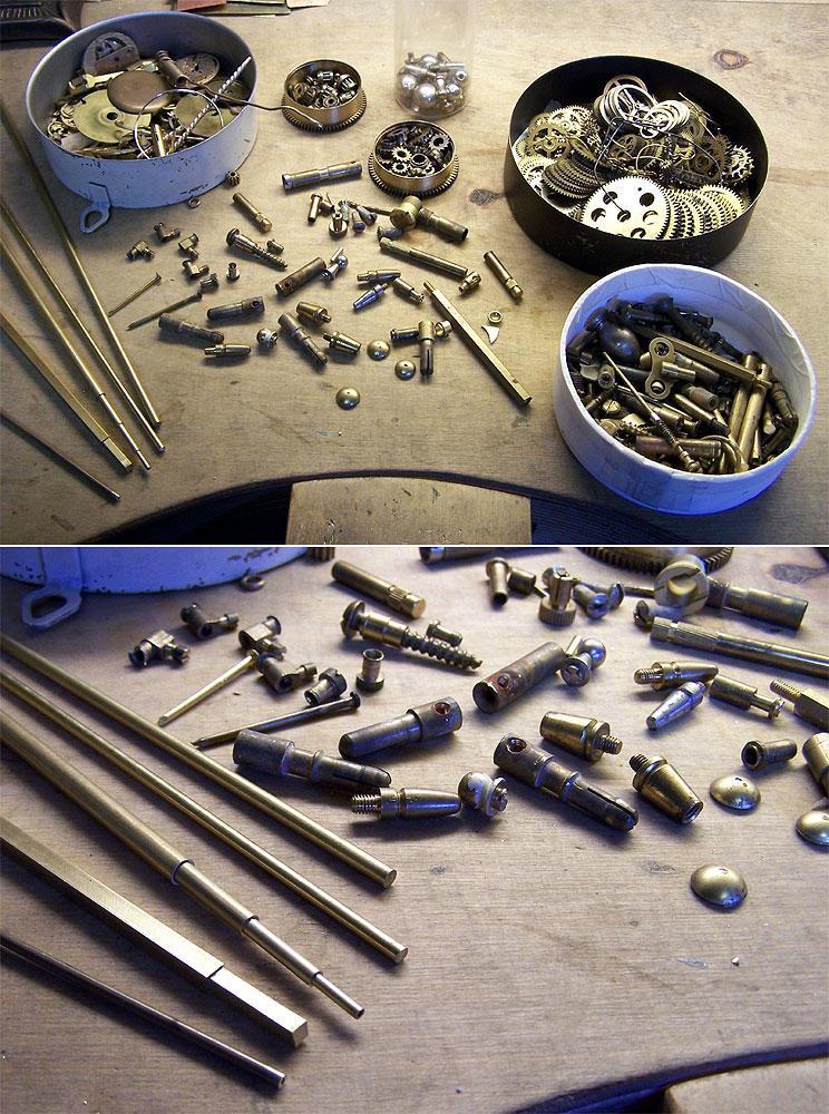 More brass junk by Astalo