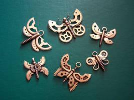 Clockpunk pendants 7 by Astalo