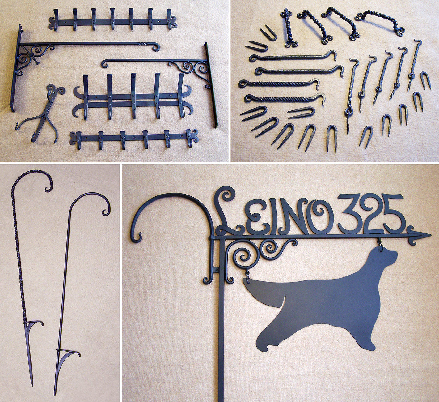 Forged objects 12 by Astalo