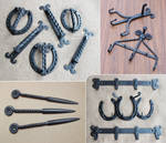 Forged objects 21 by Astalo
