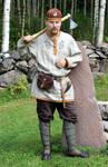 Viking costume 2 by Astalo