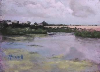 Seabrook Marsh by MountainInspirations