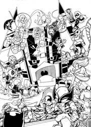 Marvel Ultimate Alliance SD by DRa90NBoi