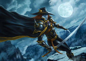 Vampire Hunter D by BatMiB