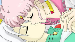 Wake the prince with a kiss of true love by AmyroseHaruka