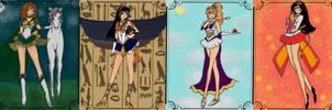 The Myth Senshi by bsdancer31