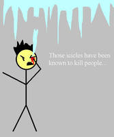 Killer Icicles by ThisIsYou