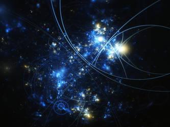 Alien Constellation by KeilaNeokow