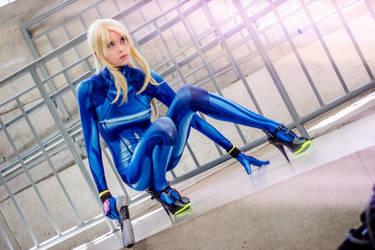 Zero Suit Samus III by RizzyCosArt
