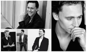 Tom Hiddleston Wallpaper by InfiniteIkari
