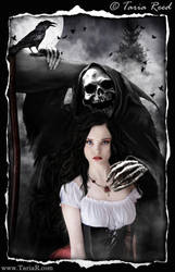 Death and Snow White by TariaR
