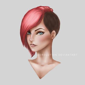 Portrait Part2 by Zerolution
