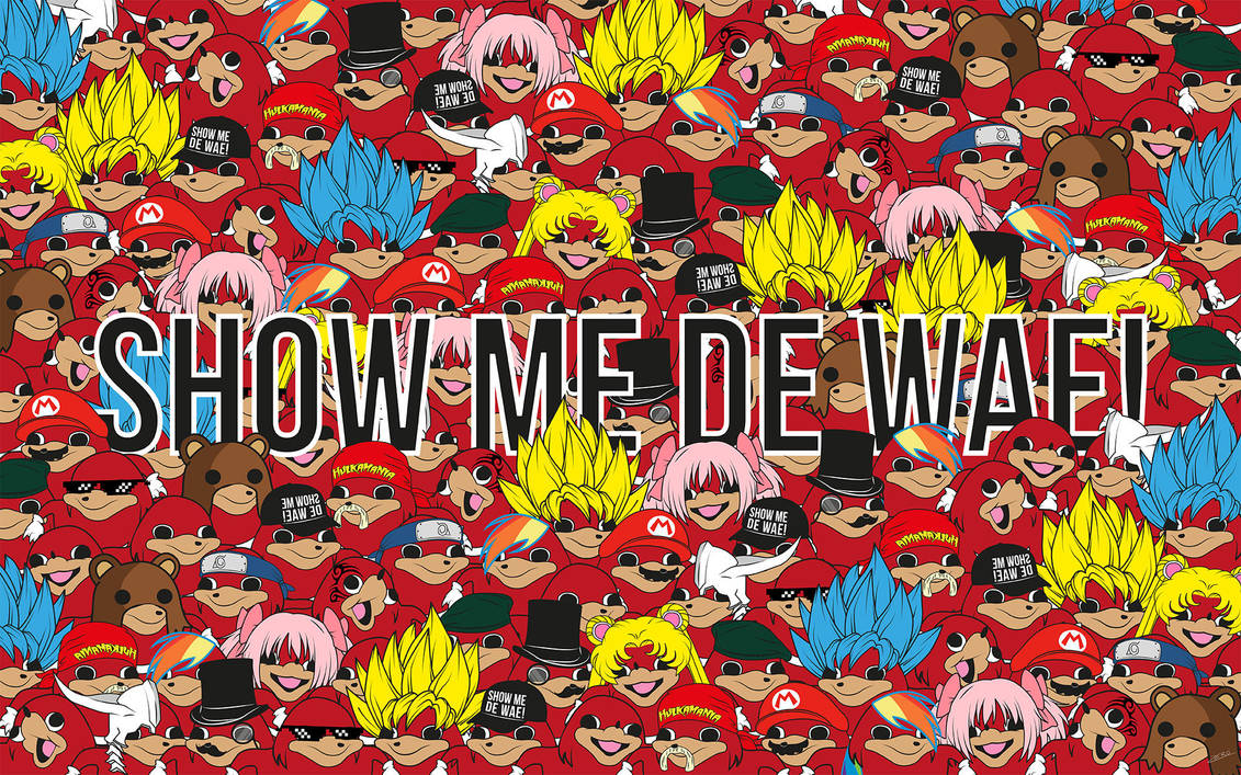 SHOW ME DE WAE! by Zerolution