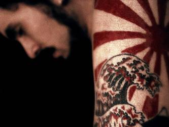 Tattoo by icoman